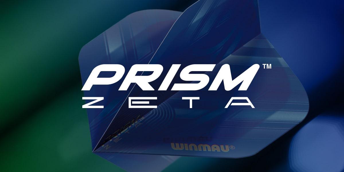 Prism Delta 201 Winmau Dart Flights 1 Satz #WI038 Standard-Form