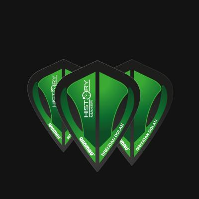 Specialist Players Black & Green Brendan Dolan