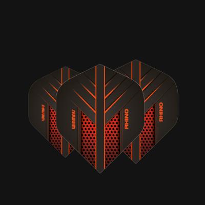 Rhino Players Black & Orange