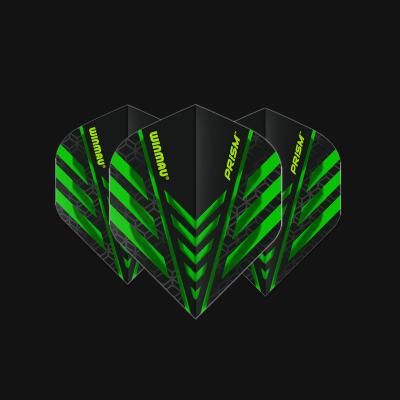 Prism 1.0 Black & Green