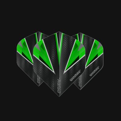 Prism Alpha Black & Green
