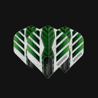 Prism Alpha Green & White