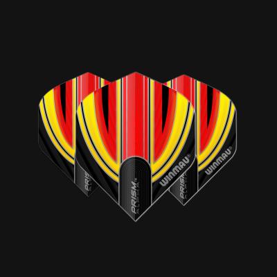 Prism Alpha Black & Red