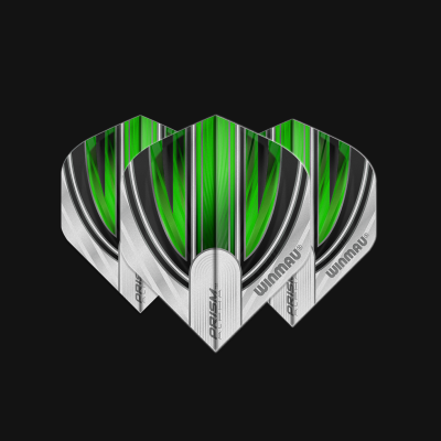 Prism Alpha White & Green
