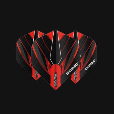 Prism Alpha Red & Black