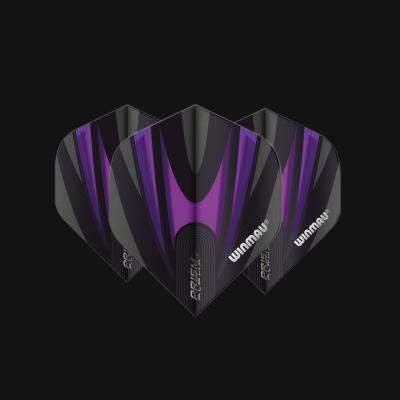 Prism Alpha Black & Purple