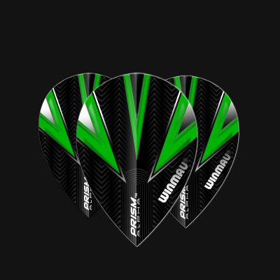 Prism Alpha Black & Green