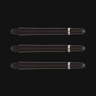 Nylon with Spring Medium Black