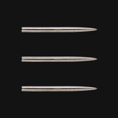 Standard Silver-Effect Points