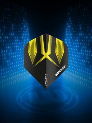 Prism Alpha Black & Yellow