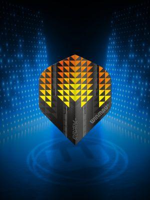 Prism Alpha Black & Orange