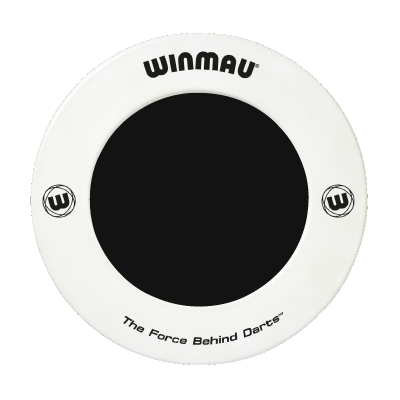 Winmau Printed White