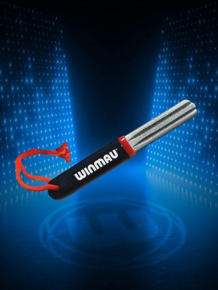 Winmau V-Groove Dart Point Stone Sharpener