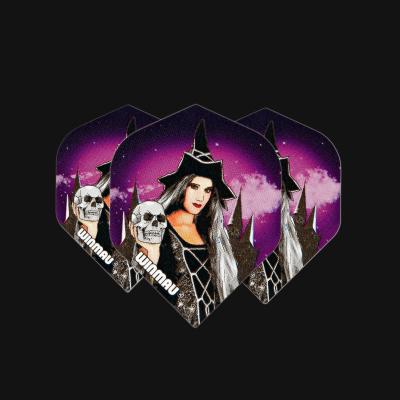 Mega Standard Purple Witch