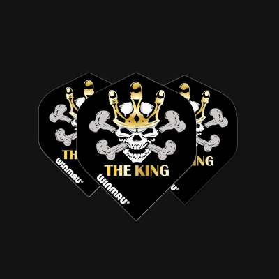 Player Mega Standard Black The King