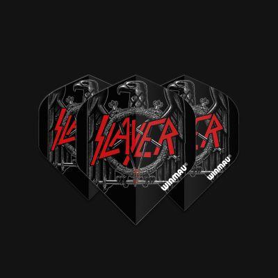Winmau Rock Legends Slayer Black Eagle