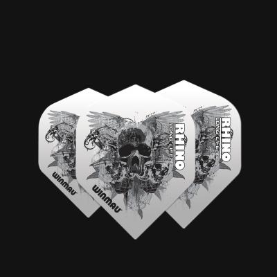 Rhino Extra Thick Grey Skulls