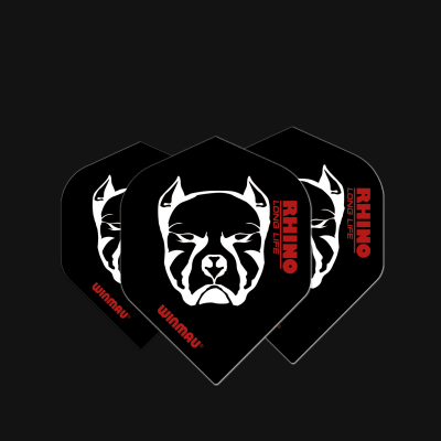 Rhino Extra Thick Black & White Devil Dog