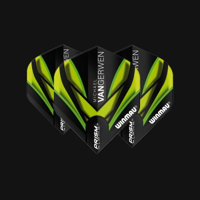 Prism Alpha MvG Black & Green
