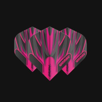 Prism Alpha Black & Pink