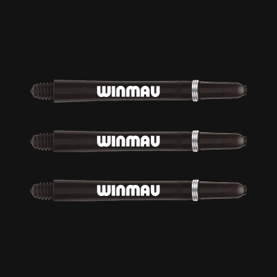 Signature Nylon Medium Black
