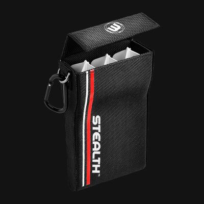 Stealth Red Dart Case