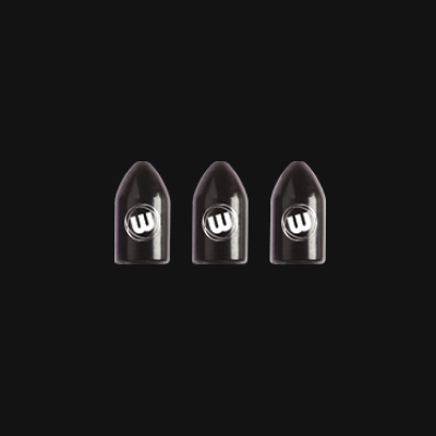 Whizlock Shaft Caps - Black