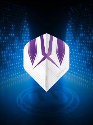 Prism Alpha White & Purple