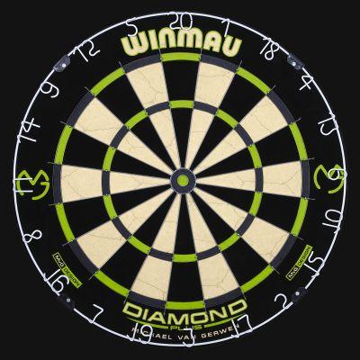 Winmau MvG Diamond Edition