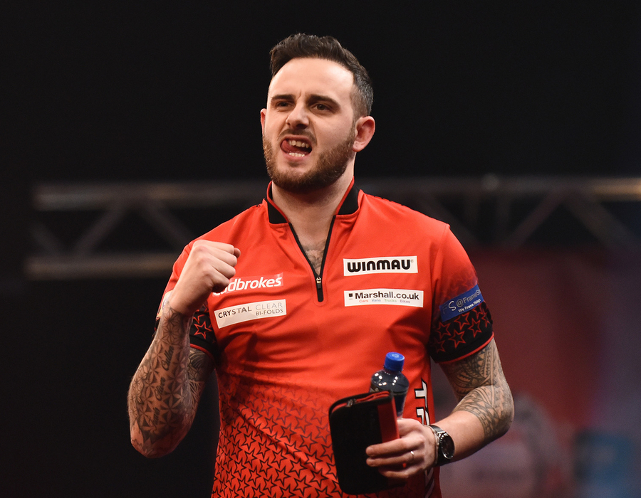 Cullen wins first PDC ranking title of 2021 at Players Championship 1