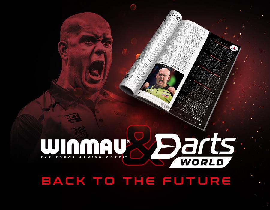 Winmau & Darts World: Back to the Future