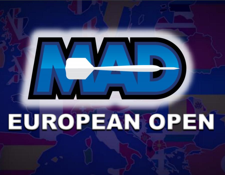 Winmau European Amateur Open Qualification Details