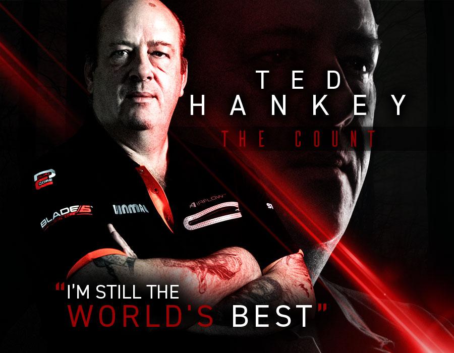 Ted Hankey Eyes a Comeback