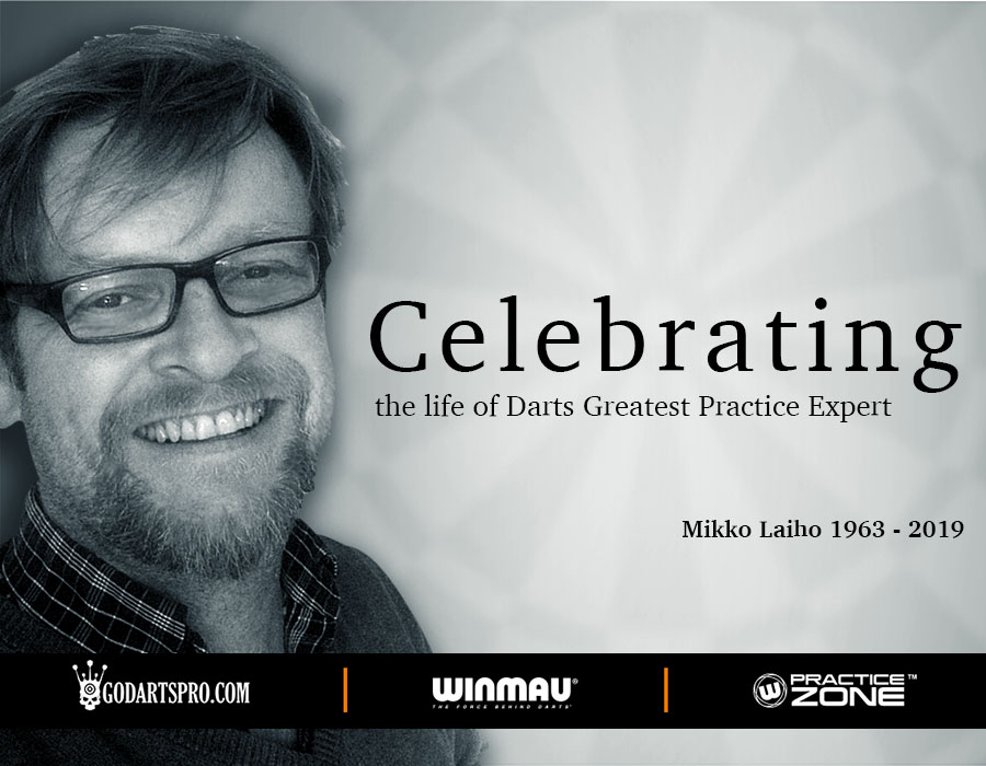 Celebrating the life of Darts Greatest Practice Expert Mikko Laiho
