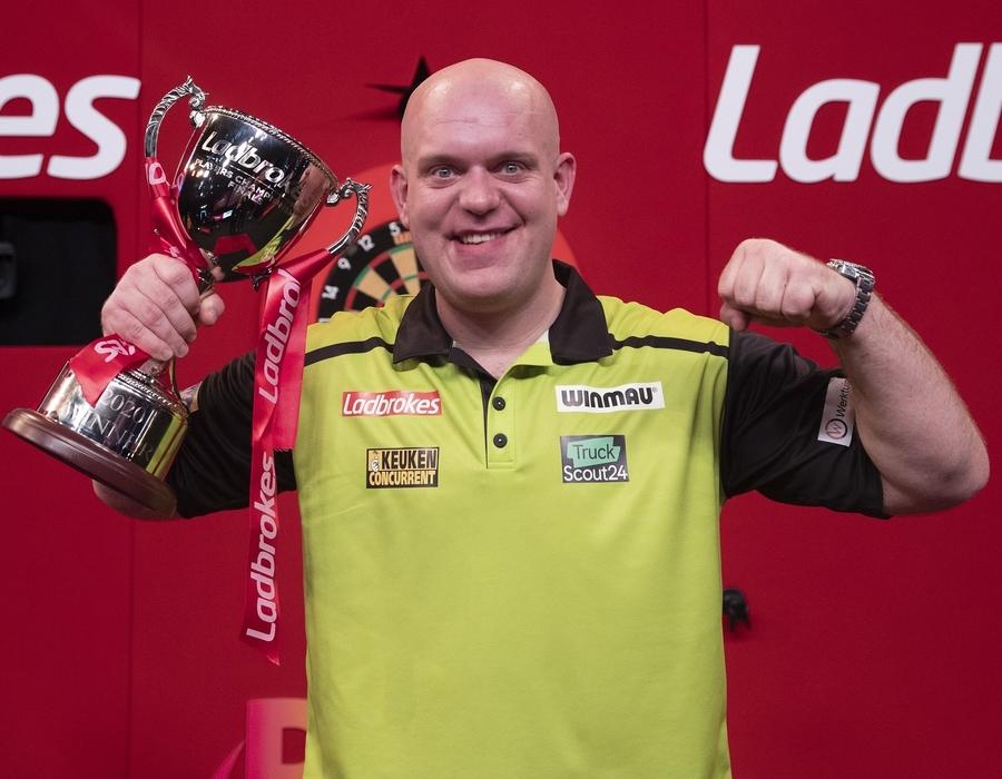 Sensational Sixth Players Championship Finals Triumph for MvG