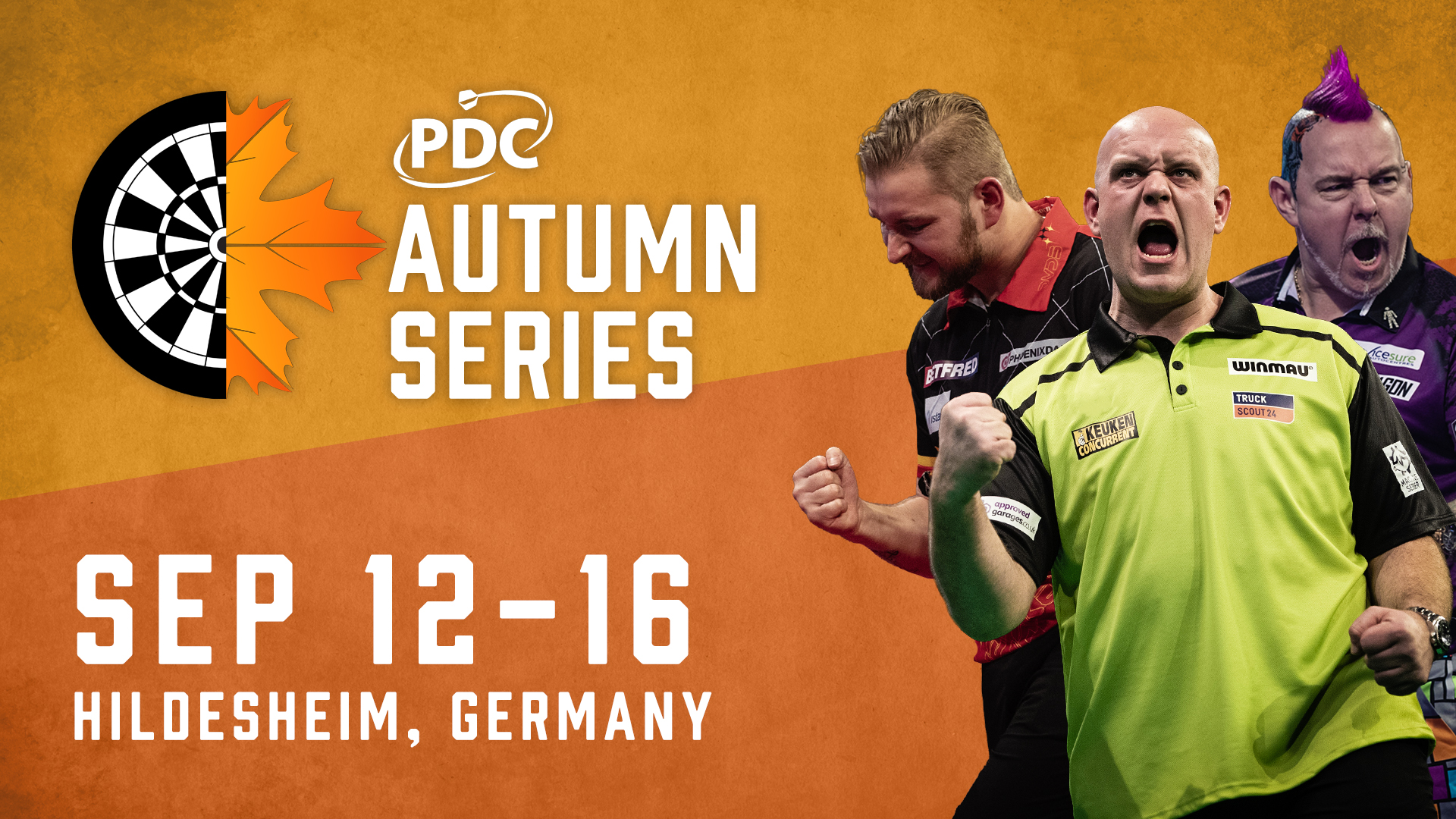 Autumn Series to be staged in September