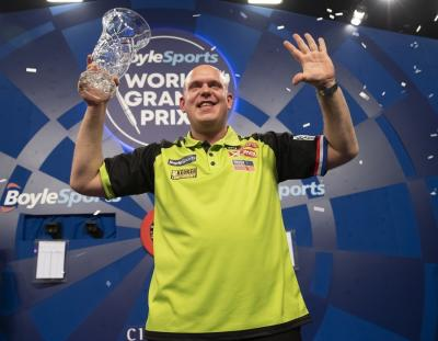 Van Gerwen Aiming For BoyleSports World Grand Prix Treble