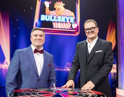 Bullseye Returns to TV with Little Richard