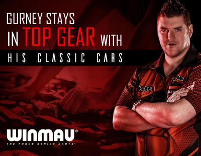 Gurney stays in TOP GEAR with his Classic Cars
