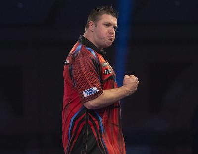 Gurney Wins Five-set Epic Encounter