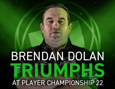 Brendan Dolan Triumphs at Player Championship 22