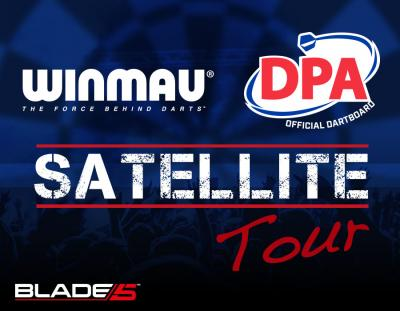 DPA Winmau Satellite Tour Mid May Results