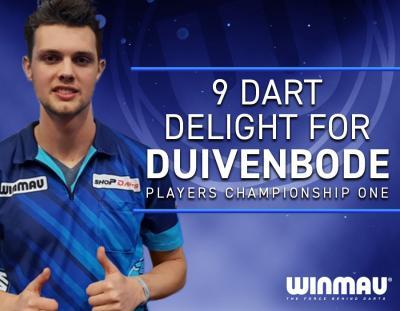 Van Duivenbode and Smith Light up Players Championship 1 & 2