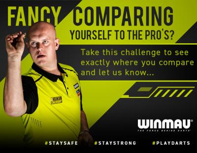 Fancy comparing yourself to the Pros?