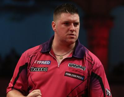 Gurney Blasts his way into Semi-finals – World Matchplay Day Seven