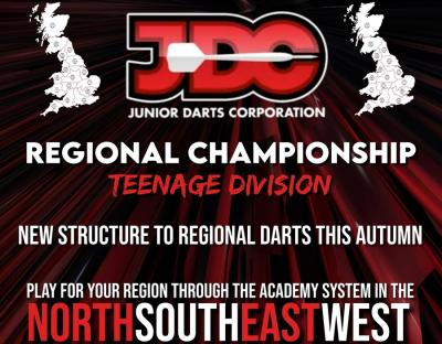 The JDC Regional Championships 21/22 Season