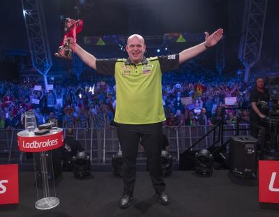 2021 Ladbrokes UK Open Moves to Milton Keynes