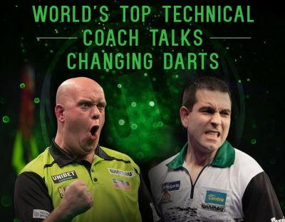 World's Top Technical Coach Talks Changing Darts