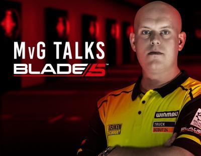 Michael van Gerwen Talks Blade