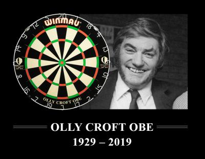 Olly Croft OBE